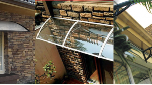 Remek áron vásárolhat minőségi esővédő tetőt.
