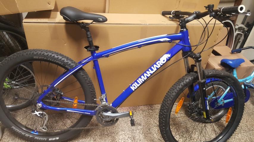 Igényes használt kerékpárt vásárolhat.