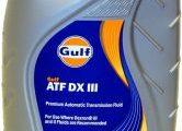 Gulf automata sebességváltó folyadékok
